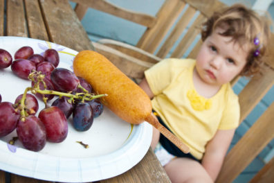 Is Your Child Eating Right and Enough?