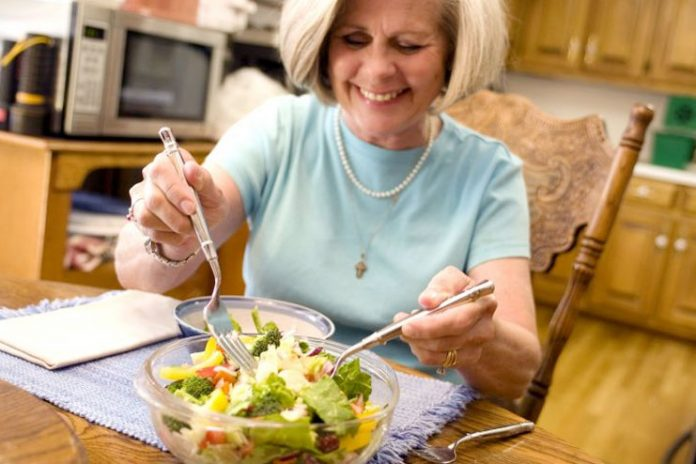 best diet for women over 50-Count your calories
