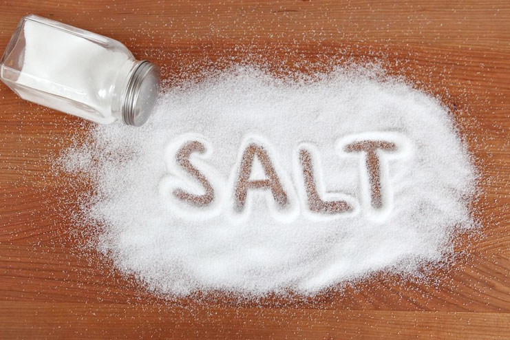 Reduce your salt intake-best diet for women over 50
