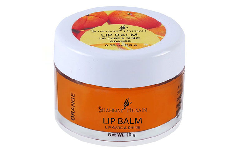 Shahnaz Husain Lip Balm-Lip balm for dark lips