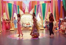 What to wear to a sangeet
