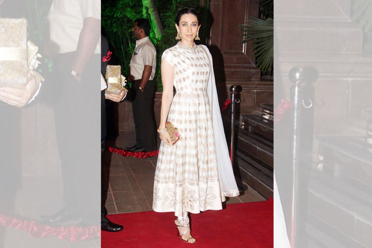 Karishma Kapoor-What to wear to a sangeet