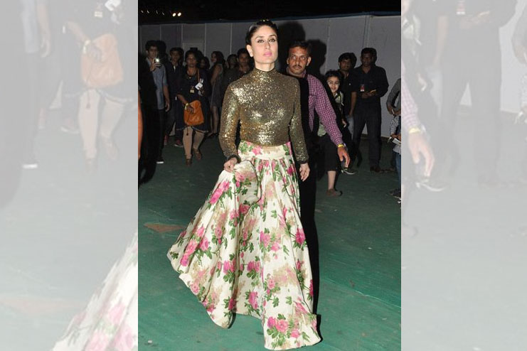 Kareena Kapoor-What to wear to a sangeet
