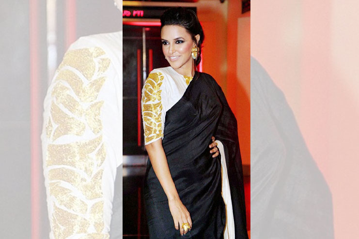 Neha Dhupia-What to wear to a sangeet