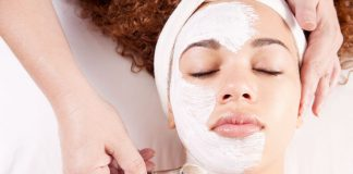 pearl facial at home