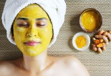 Ayurvedic face pack