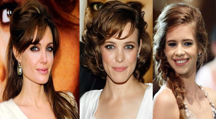 Hairstyles For Big Foreheads