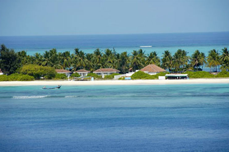Kadmat Island Beach Resort