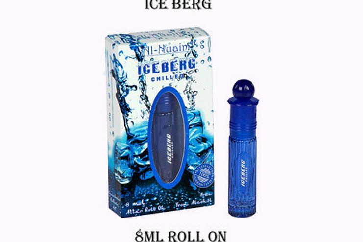 Al-Nuaim Ice Berg Attar 100 Original