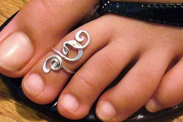 Big-Size-Toe-Rings