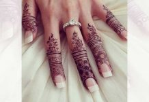 Finger-Mehndi-Designs