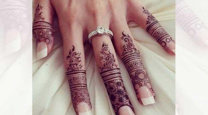 Finger-Mehndi-Designs