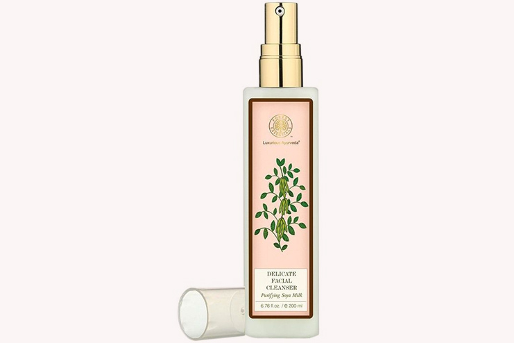 orest Essentials Delicate Cleanser Purifying Soya Milk