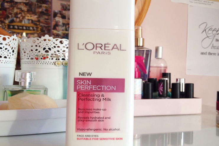 L'oreal Paris Skin Perfection Cleansing Milk