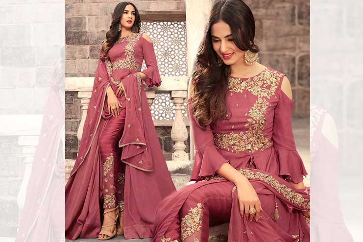 Party-wear-Indo-western-Outfits-For-Women