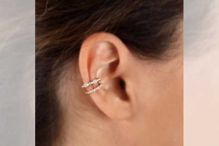 Ring-ear-cuffs