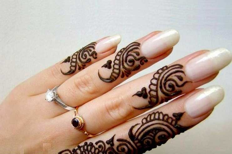 Simple-Finger-Mehndi-Design