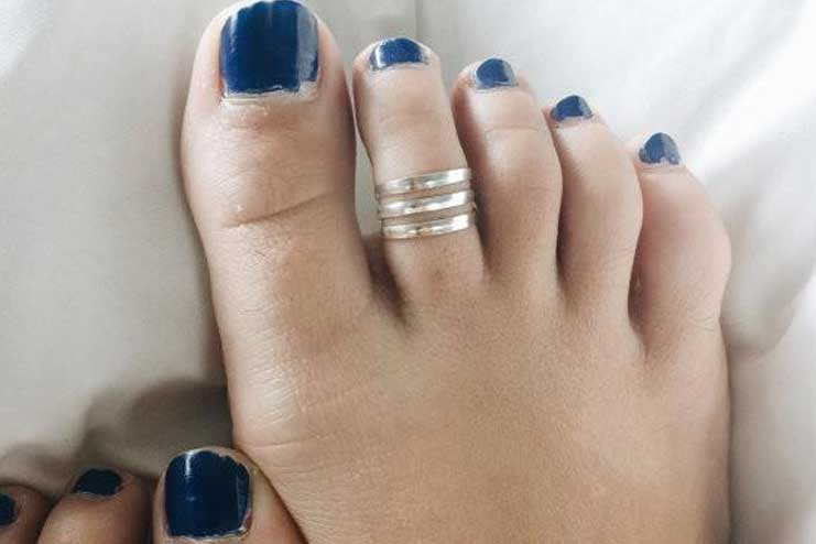 Small-Size-Toe-Rings