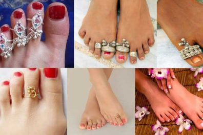 The 9 Pretty Toe Ring Design Ideas