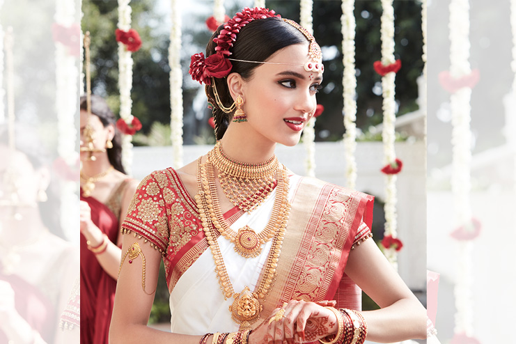 Karnataka-Bridal-Look