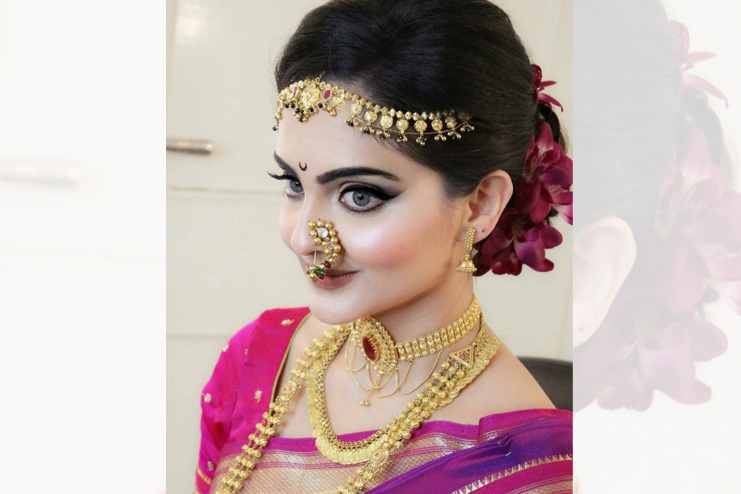 Maharashtrian-Bridal-Look
