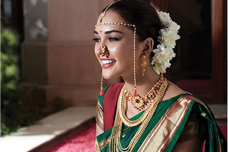 Marathi-Bridal-Look