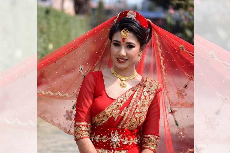 Nepali-Bridal-Look