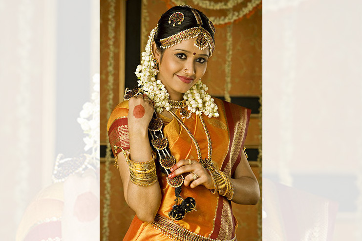 Tamil-Bridal-Look