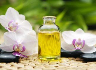 Body oils in winter