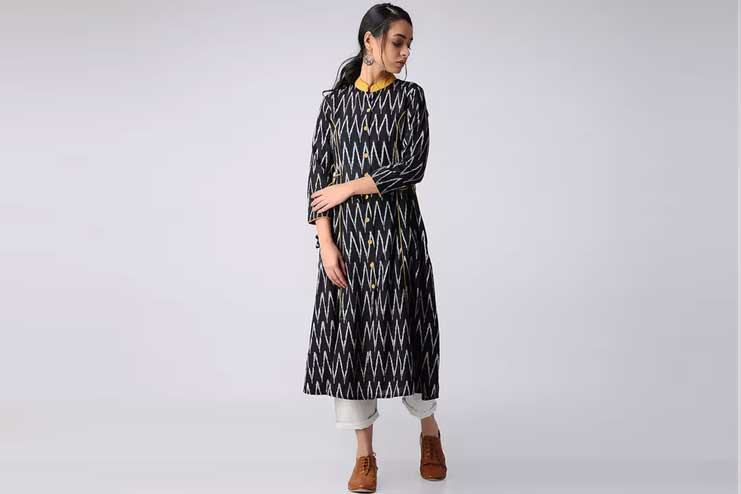 Ikat-Floor-length-outfit
