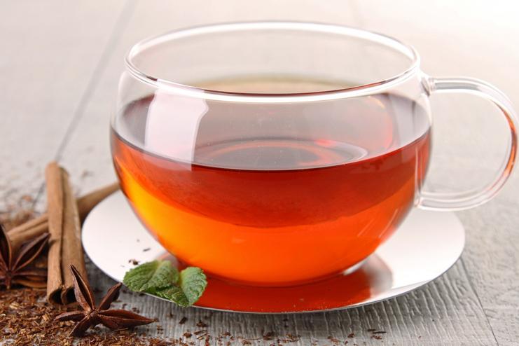 Cinnamon detox tea
