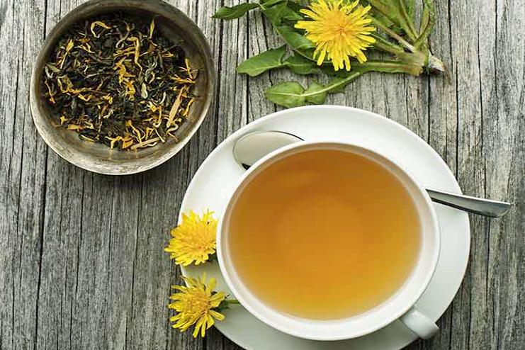 Dandelion Detox Tea