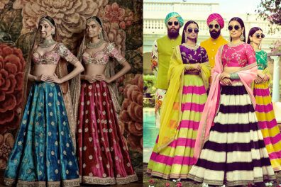 8 Sensuous Sabyasachi bridal lehengas with brimful ethnicity- A Fairy tale for Indian Brides