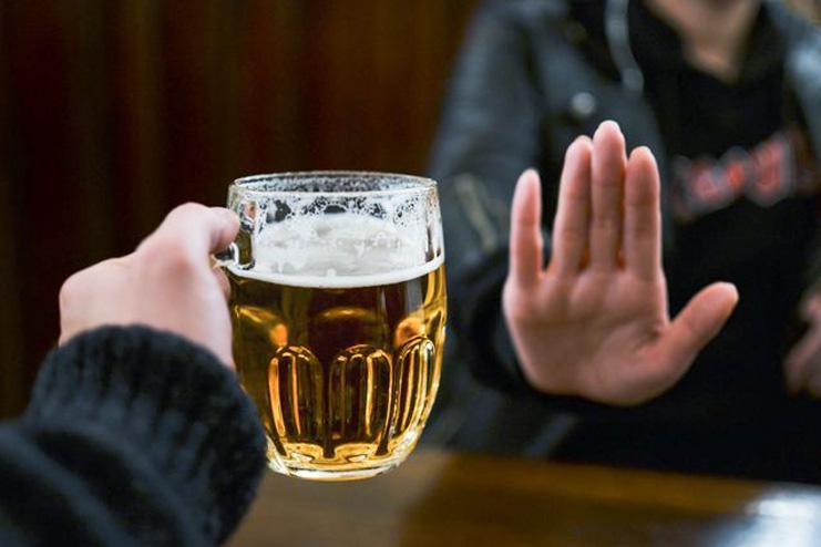 Avoid alcohol