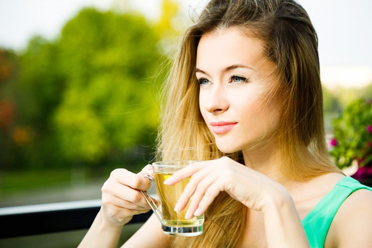 Green tea can help you