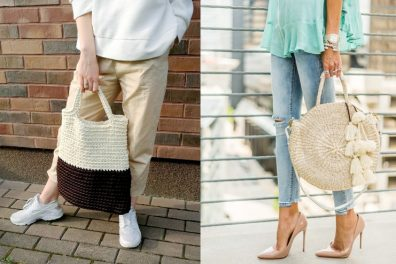 Macrame Bags into Fashion - 8 Trendy Ways to Style The Macrame Bags