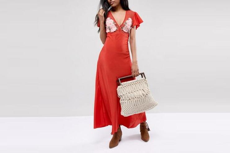 Macrame Bags For Maxi Dress