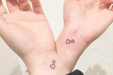 14 Sweetest Tattoo Ideas for Sisters- Style of Expressing Sisterly Love