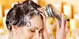 hair wash habits