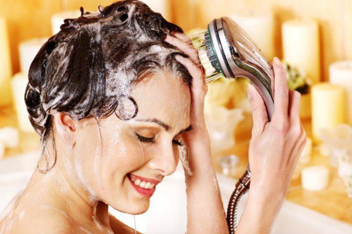 hair wash habits