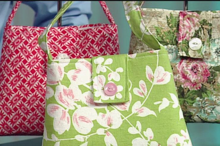Cotton Handmade Handbag