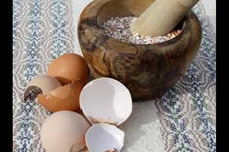 Eggshells For nails