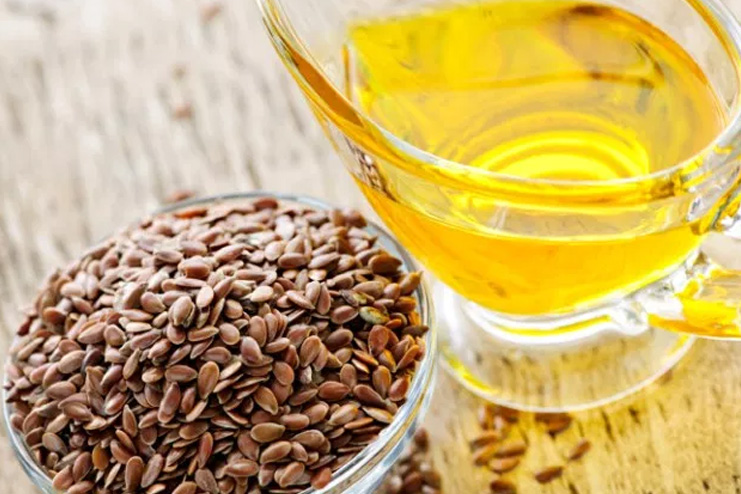 Flex Seed Oil For Nails
