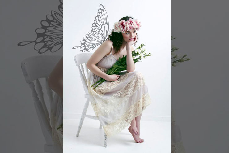 Floral Crown For Photoshoot