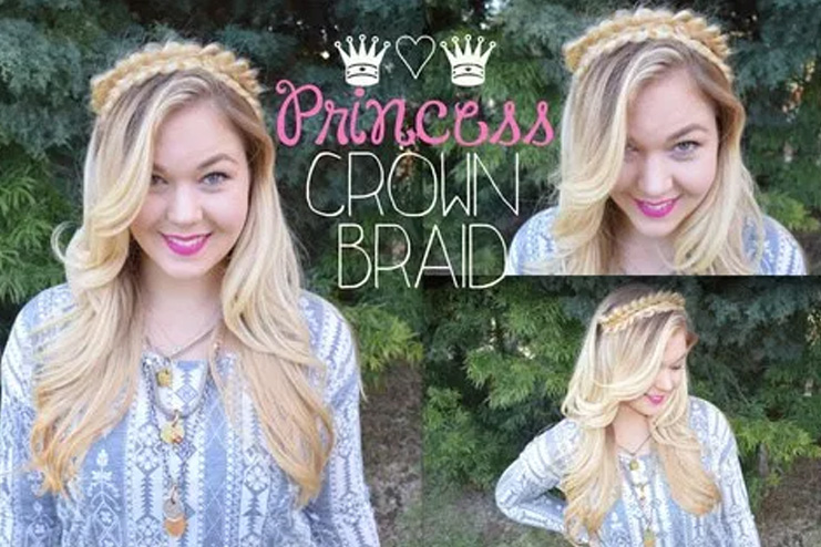 Princess-crown-braid