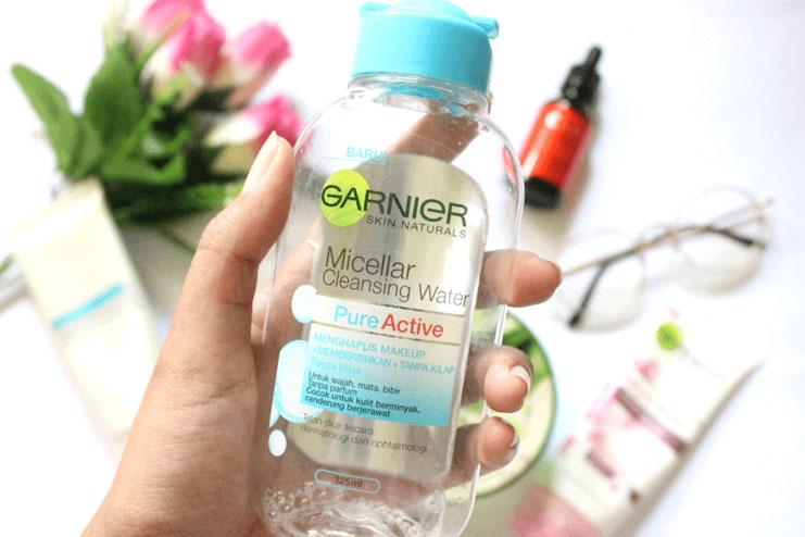 Garnier Pure Active Micellar Water