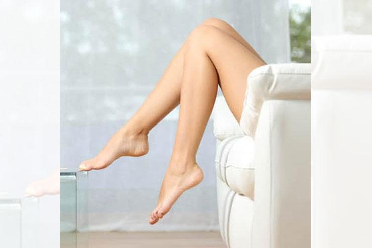 Homemade wax for legs