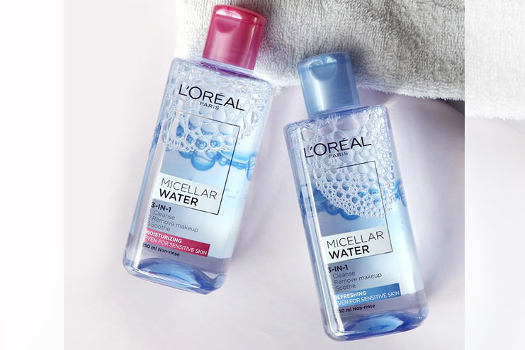 L-Oreal Paris Skin Perfection Micellar Cleansing Water