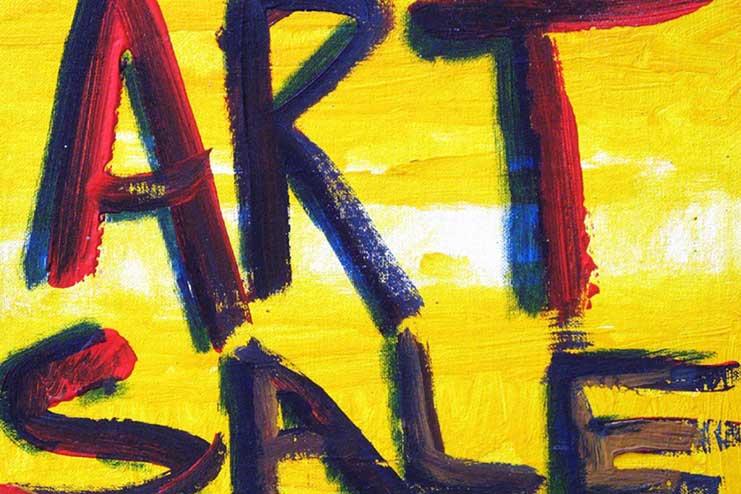 Sale-of-arts